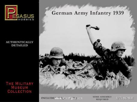 German Army Infantry 1939