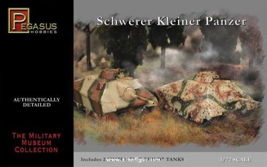 German Schwerer Kleiner Panzer