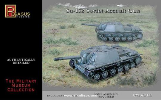SU-152 Sturmgeschütz