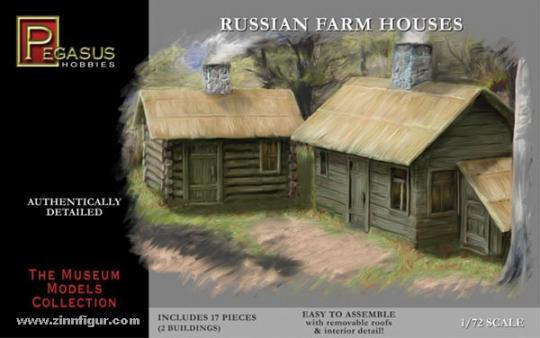 Russische Bauernhäuser