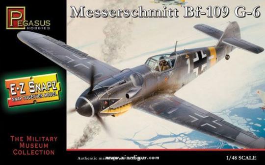 Messerschmitt Bf109-G6