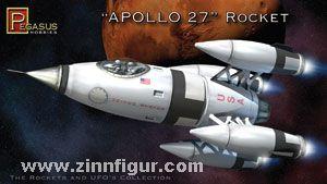 Apollo 27 Rocket