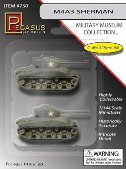 M4A3 Sherman (2 Stück)