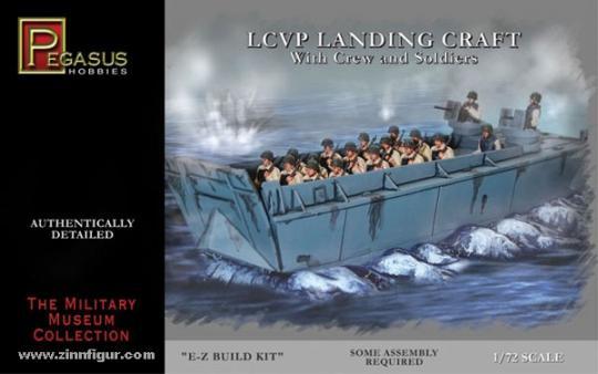 LCVP Landungsboot