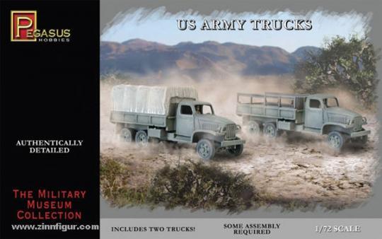 2 US Army Lkw