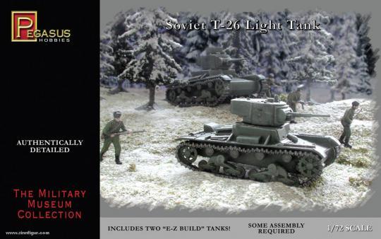 T-26 Leichte Panzer