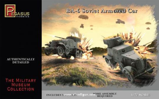 BA-6 Panzerwagen