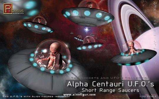 Alpha Centauri Ufo