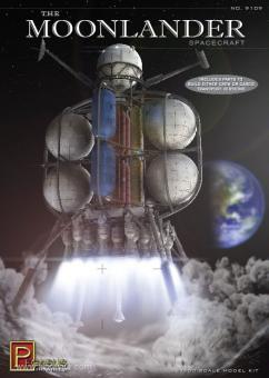 """""""The Moonlander"""" Raumschiff"""