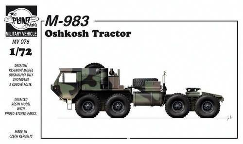 M-983 Oshkosh Traktor