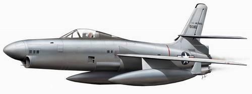 XF-91 III Thunderceptor