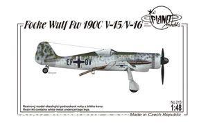 Focke Wulf Fw 190C V-15/V-16