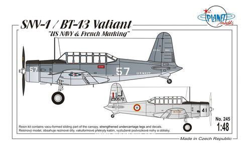 SNV-1/BT-13 Valiant