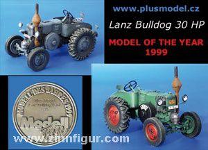 Lanz Bulldog 3D HP