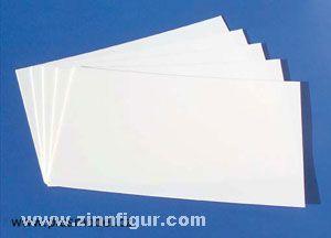 Plastik Platten 0,8 mm