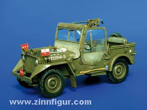Patton's Jeep Detail Set