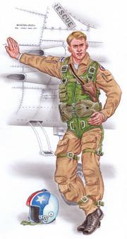 F-8 Crusader Pilot