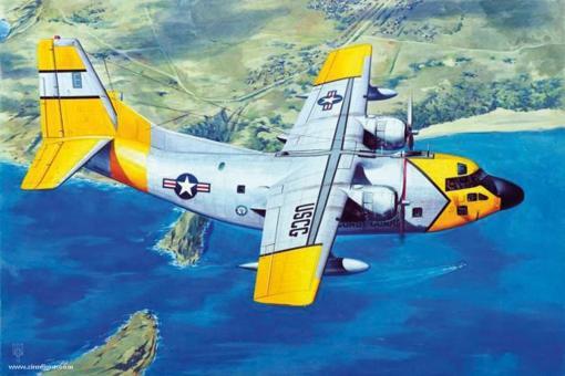 Fairchild HC-123B Provider