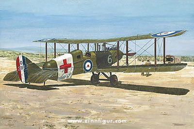 De Havilland D.H.9 Ambulanz
