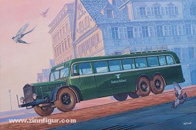 Vomag Omnibus 7 OR 660