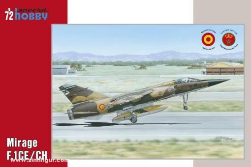 Mirage F.1 CE