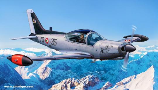 """SIAI Marchetti SF-260EA """"Late Bulged Canopy Type"""""""
