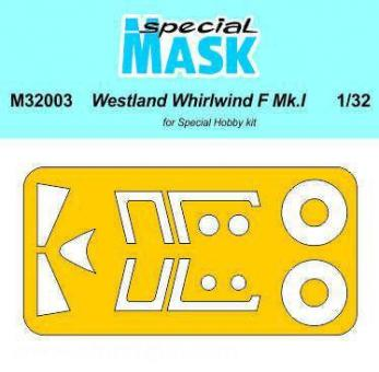 Westland Whirlwind Mk.I - Special Mask