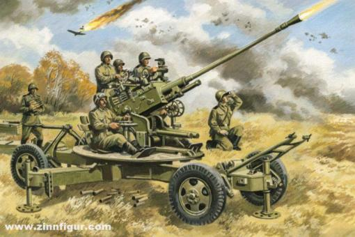 K-61 37 mm Flak Modell 1939 spät