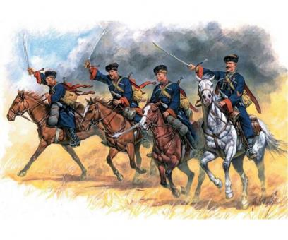 Soviet Cossacks WWII