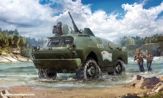 BRDM-2 Spähpanzer