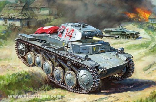 Pz.Kpfw. II Wargame Add-On