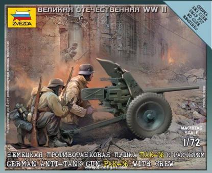 Deutsche PaK 36 Wargame Add-On
