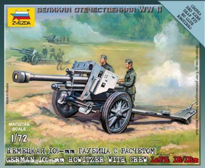 Howitzer LeFH-18 Wargame AddOn