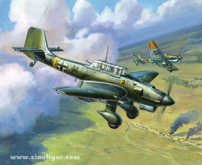 Wargame Add On Ju-87 Stuka