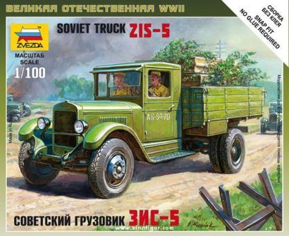 Soviet Truck ZIS-5 Wargame AddOn