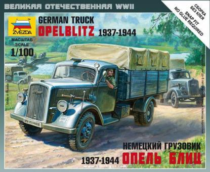 German 3t Truck Wargame AddOn
