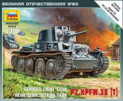 German Tank 38t Wargame AddOn