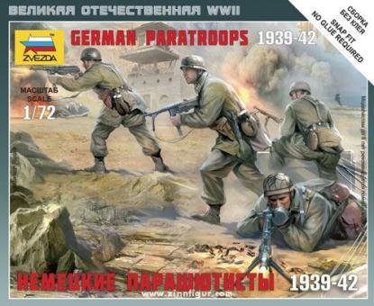 German Paratroops Wargame AddOn