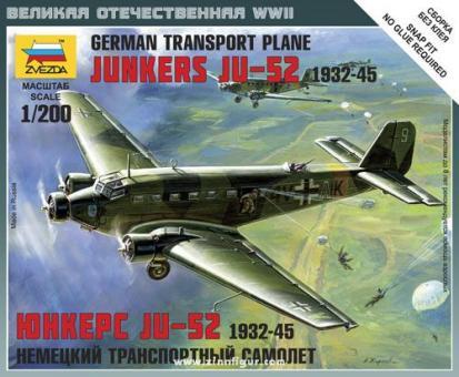 Ju-52 Wargame Add-On