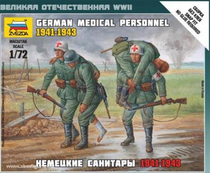 Deutsche Sanitäter Wargame Add-On