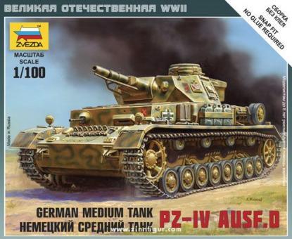 Pz.Kpfw.IV Ausf.D Wargame AddOn