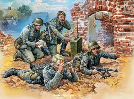 German Reconnaissance Team Wargame AddOn