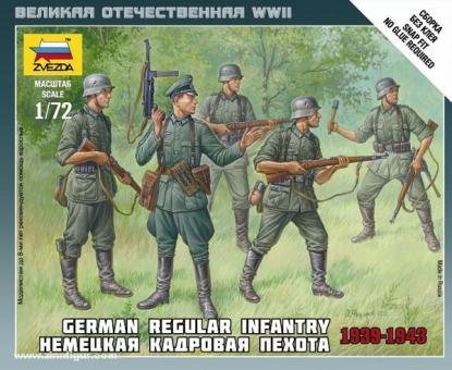 Deutsche Infanterie Wargame Add-On