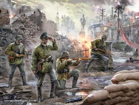 German Elite Troops Wargame Add-On
