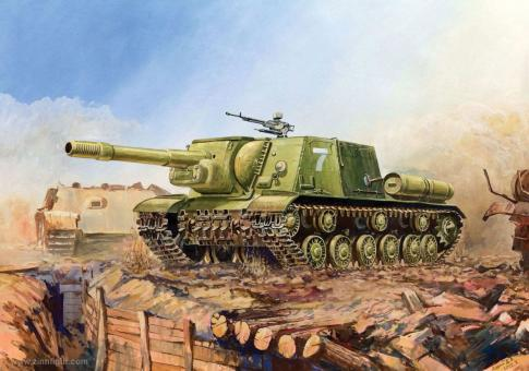 SU-152 Wargame Add-On