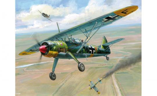 Henschel 126B Wargame Add-On