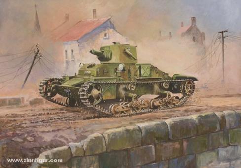 Matilda Mk.I Light Tank Wargames-AddOn