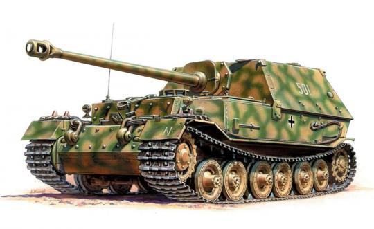Sd.Kfz.184 Ferdinand Wargame Add-On