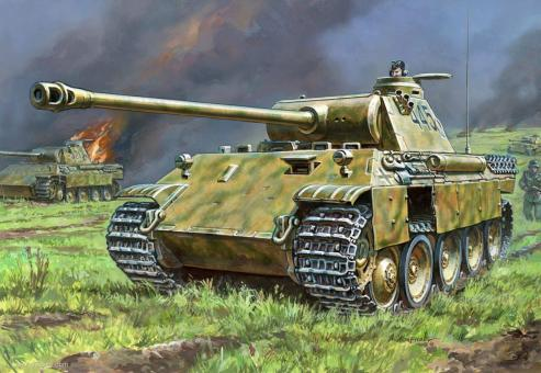 Pz.Kpfw.V Panther Ausf.A Wargame-Add-On
