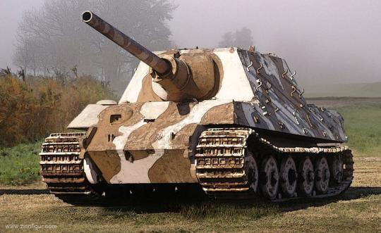Sd.Kfz.186 Jagdtiger Wargame Add-On